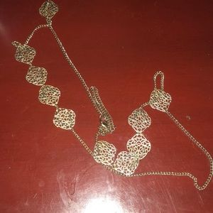 Jewelry - Gold Long Necklace